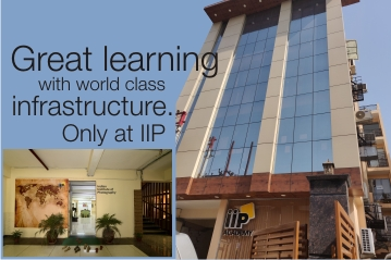 IIP Academy new building
